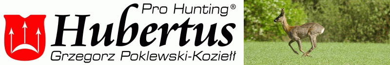 Hunting shop Hubertus Pro Hunting